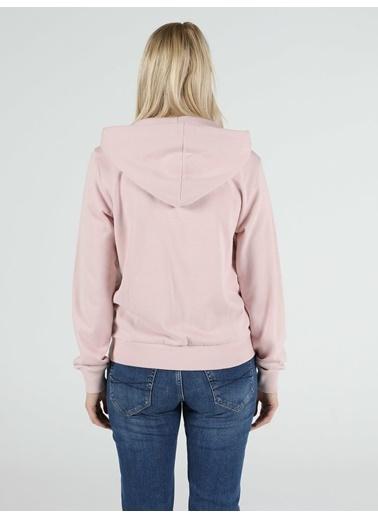 Colin's Sweatshirt Pembe